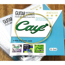 Bronze Steel New  Guitar Classical Silver Strings Roll Classic  Acoustic Strings