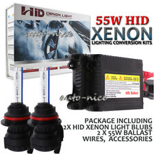 55W Slim Xenon Light HID Headlight Kit for Ford F-150 1993-2017 H10 H11 H13 9007