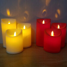 LED Candle Lamp Electronic Candle Light for Wedding Party Xmas Home Decoration