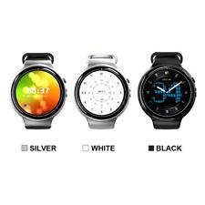 Smart Watch Heart Rate Monitor 16 G ROM 2 MP Camera BT Wi-Fi GPS Smartwatch H2Q6
