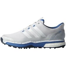 NEW MEN'SADIDAS ADIPOWER SPORT BOOST 2 GOLF SHOES WHITE F33469 - PICK A SIZE