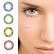 Big Eyes Colored Contacts Lenses Cosmetic Cosplay Party Makeup Circle Lens FT 01