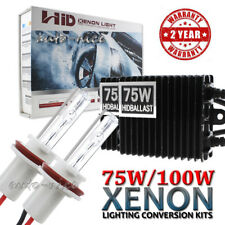 For Ford F-450 Super Duty F-550 Ranger 75W 100W High Power Xenon Lights HID Kit