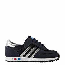 BZ0153_adidas Shoes – La Trainer Cf I blue/silver/white_2017_Kids_Mesh_Nuevo