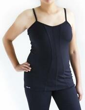 Bamboo Cotton Maternity Tank with Support Bra
