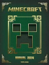 Minecraft: The Official Annual: 2014 by Egmont UK Ltd (Hardback, 2013)