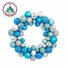 Christmas decorations Balls Window door Decor hanging Ornaments Wreath Garland