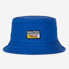 Nautica Mens The Lil Yachty Collection by Nautica Reversible Bucket Hat