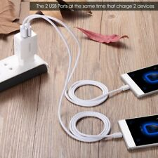 New Wall Charger Adapter Micro Data Sync USB Cable Car Charger for Samsung LG
