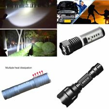 4-Style Outdoor Camping Hiking Super Bright Torch Lamp Night Light Flashlight ON