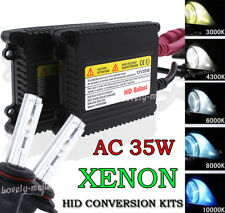 AC 35W 55W Xenon HID Kit Bulbs H11 9006 9005 9007 H13 H4 H7 For Toyota Matrix