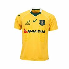 RUGBY Wallabies 2016 Mens Jersey - Sizes  3XL 4XL
