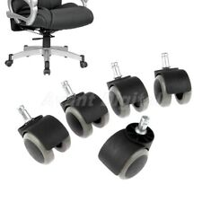 Replacement Swivel Roller Caster Wheels For Office Computer Chair Furniture Desk
