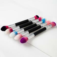 New Soft Double Ended Eyeshadow Eyebrow Powder Concealer Cream Makeup Brush