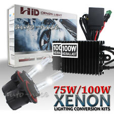AC 75W 100W Xenon Headlights HID Kit for Ford F-350 F-450 Mustang H13 H10 H3 H4