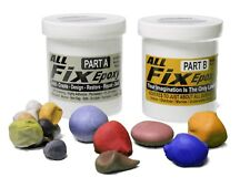 Original All-Fix Sculpting Epoxy Putty Molds Shapes Craft Jewelry Hobby Art 3lb