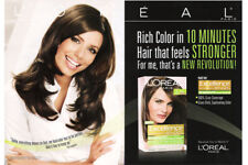 B1G1 AT 10% OFF (Add 2) Loreal Excellence To Go 10 Minute Creme Colorant(CHOOSE)