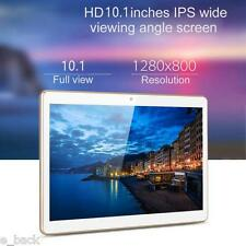 "10"" HD Dual SIM Camera Bluetooth Octa Core Tablet PC Android 4.4 2GB  16GB WIFI"