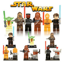 Star Wars Building Blocks Set New and Classic Characters Education Toys Gift NEW