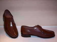 Roma classic shoes loafers elegant man leather brown shoes 44 45 47