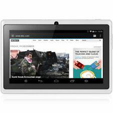 10'' inch Android 4.4 Tablet PC WiFi/Bluetooth 1GB RAM 8GB ROM Dual Cameras XMAS
