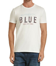 NEW JAG MENS Authentic Blue Tee T-Shirts