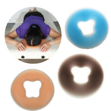Silicone Massage Table Cradle Face Pillow Head Rest Cushion Disposable Sheets