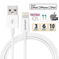Genuine MFI Lightning Cable, Apple Charger for Apple iPhones & iPads 1m/2m/3m AU