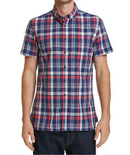 NEW JAG MENS Francis Slim Shirt Casual Shirts