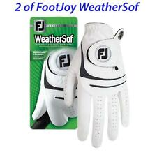 FootJoy 2 of WeahterSof Golf Glove- Choose LH Glove & RH Glove & Color