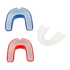 Gum Shield Teeth Protector Mouth Guard Piece Rugby Football Boxing MMA