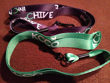 the Chive *Authentic* Lanyard Keys/ID Holder KCCO (Green) or theChive (Black)BFM
