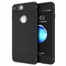 iPhone 7 Case, OWM® Ultra Light ShockProof Brushed Rugged Grip Silicone Slim