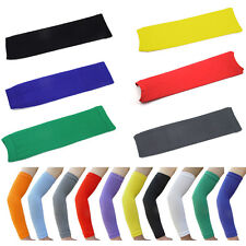 Basketball Baseball Shooting Sleeve Sport Stretch Wristband Arm Band Sleeve BB