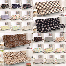 Printed Stretch Couch Sofa Cover No Armrest Sofa Slipcovers Chair Protector