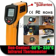 Digital Non-Contact Infrared IR Thermometer Temperature Laser Gun -50℃ to 330℃#N