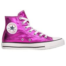 Converse Chuck Taylor All Star Hi Magenta Glow Mens Sneakers Trainers