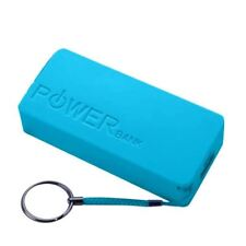 5600mAh 2X 18650 USB Portable Power Bank Battery Charger Case DIY Box For iPhone
