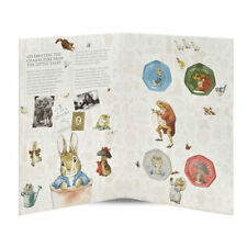 2017 Beatrix Potter 50p Coin Collecting Pack Album Change Checker and Royal Mint