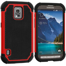 For Samsung GALAXY Hybrid Rugged Shockproof Rugged Rubber Hard Protective Case
