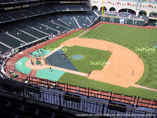 1-4 Seattle Mariners @ Houston Astros 2018 Tickets 6/5/18 Sec 427 Row 1 Minute
