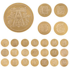 Classic Initial Alphabet Wax Seal Stamp Sealing Wax Letters Invitation Gift