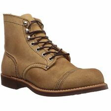 Red Wing Iron Ranger 8083 Hawthorne Mens Leather USA Work High Ankle Boots