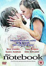 THE NOTEBOOK - NEW / SEALED DVD - UK STOCK