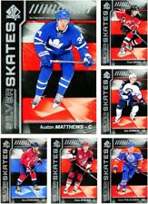 2016-17 SP Authentic Silver Skates **** PICK YOUR CARD **** From the SET