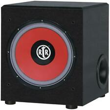 """Bic America 12"""" 475-watt Rtr Eviction Series Front-firing Powered Subwoofer"""