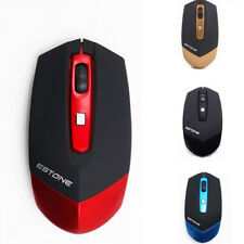 2.4G Wireless Mouse 4 Buttons Optical Mouse Scrollwheel Adjustable 1600DPI