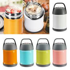 500ml Insulated Container Lunch Container Thermo Container Double Wall