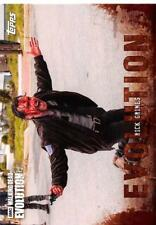 2017 Topps Walking Dead Evolution Brown Parallel Trading Cards Pick From List