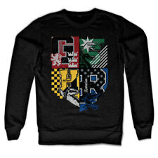 Officially Licensed Harry Potter Dorm Crest Sweatshirt S-XXL Sizes